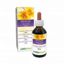 Escolzia Tintura madre 100 ml liquido analcoolico -...