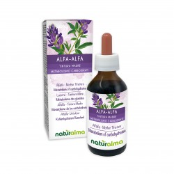 Alfa-Alfa Tintura madre 100 ml liquido analcoolico - Naturalma