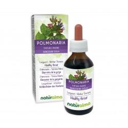 Polmonaria Tintura madre 100 ml liquido analcoolico - Naturalma