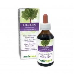 Rabarbaro Tintura madre 100 ml liquido analcoolico - Naturalma
