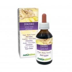 Zenzero Tintura madre 100 ml liquido analcoolico - Naturalma