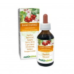 Biancospino Gemmoderivato 100 ml liquido analcoolico - Naturalma
