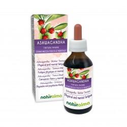 Ashwagandha Tintura madre 100 ml liquido analcoolico - Naturalma