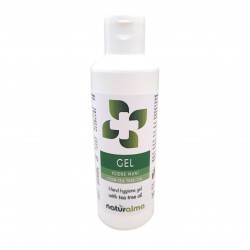 Gel Igiene Mani con Tea Tree oil (100 ml) - Naturalma